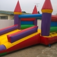 MARCH SPECIAL!!! 3-in-1 Jumping Castles for sale