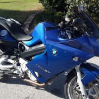 2008 bmw f800st Sports Tourer motorcycle