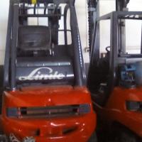 Linde 3 ton forklift at reduced price