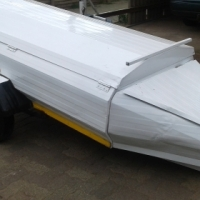 Venter Elite 7 Foot  Trailer
