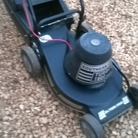 southern cross 1800w turbo electric mower