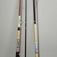 Fishing Rods - Graphite R500 Lot