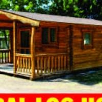 GLOBAL LOG HOMES, Wendy house, School, office, church & lodge
