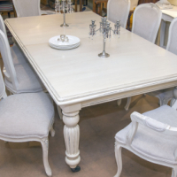 Beautiful 9 Piece French Dinning Room Suite CLEARANCE SALE