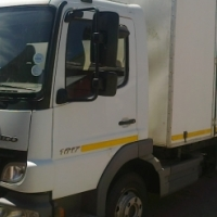 Mercedes Benz Atego 1017 for sale