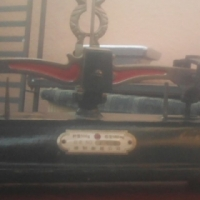Antique Scale with Chinese markings