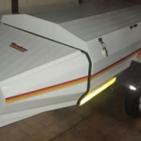 Venter trailer Elite 6. Te koop