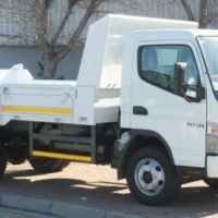 Fuso Canter FE7-136 Tipping Body