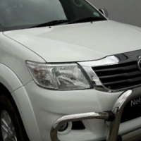 Toyota Hilux 4.0 V6 double cab Raider A/T