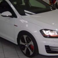 VW Golf VII GTi 2.0 TSI DSG Performance