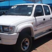 Toyota Hilux 3.0 kz-te