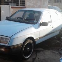 88 model ford sierra 3L v6 5 speed