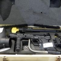 Fullset Paintball Gun