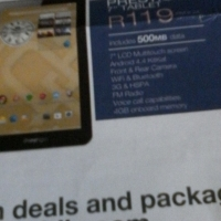 "Prestige tablet /phone. ""8"""