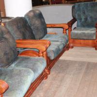 4 Piece Lounge Suite S021995A #Rosettenvillepawnshop