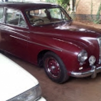 1957 M G Magnet ZB