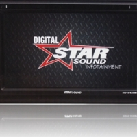 "Starsound SSDVD-8250BT 6.2"" Touch Display Multimedia Navigation System includes installation"
