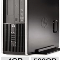 HP Compaq 6200 Pro - Core i5 3.1ghz-Windows 7Pro 4gig DDR3-500gig