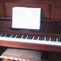 Klingman piano for sale R15 000 neg
