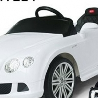 Bentley continental battery operated ride on car