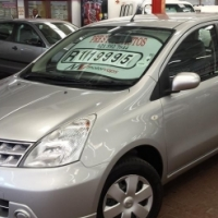2011 Nissan Livina 1.6 Acenta, Only 75000Km's, Aircon, Power steering