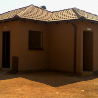 Our latest style of house 90 sgm in soshanguve you can buy it