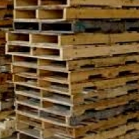 secondhand Pallets