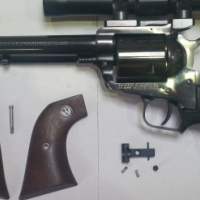 Ruger Super Blackhawk 44 mag revolver for sale