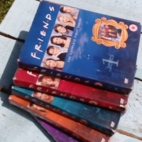 DVD Friends Series 1-5