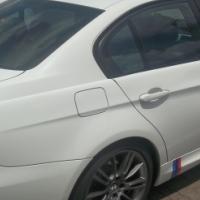 2010 BMW 320i Motor sports