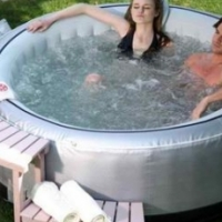 Inflatable Jacuzzi for sale