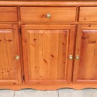 Oregon Pine Buffet/Sideboard