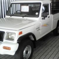 2015 Mahindra Bolero 2.5 Turbo