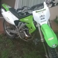kawasaki kx 250 f for sale  South Africa