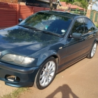 Bmw E 46 320 i to swop for why worth R50000