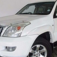Toyota Land Cruiser Prado 3.0DT VX Auto