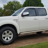 2007 Ford Ranger Double Cab 3.0i XLE TDCi