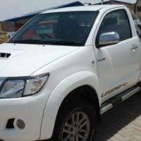 2010 Toyota Hilux 3.0 D-4D R/B Raider