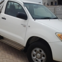 2007 Toyota Hilux 2.5 D-4D 4x4 SRX