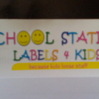 Labels 4 Kidz - Because Kidz loose stuff - Anneke Alert Charity