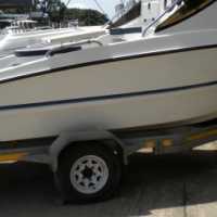 Seacat 465 F/C with 2 x yamaha 40hp motors for sale  Pinetown