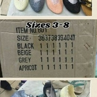Bulk Jelly Shoes, used for sale  South Africa