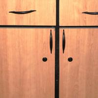 2 Door Kitchen Base S022055B  #Rosettenvillepawnshop
