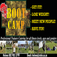 Fitness Bootcamps – Morningside and Boksburg