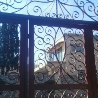 Wrought Iron designs and manufacturing