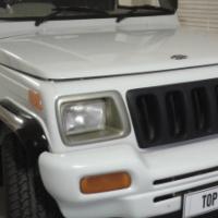 2011 Mahindra Bolero 2.5 Turbo