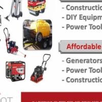 Tools & Construction Equipment