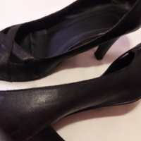 Ladies patent black leather High heel shoes for sale – S12 for sale  Pretoria East