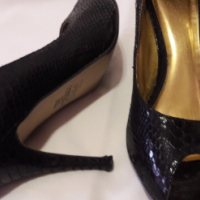 Ladies patent black leather High heel shoes for sale – S10 for sale  Pretoria East