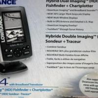 Lowrance Mark-4 HDI FishFinder
